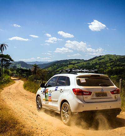Podem participar do evento veículos da linha L200, Pajero e ASX 4x4 - Foto:  Adriano Carrapato / Mitsubishi