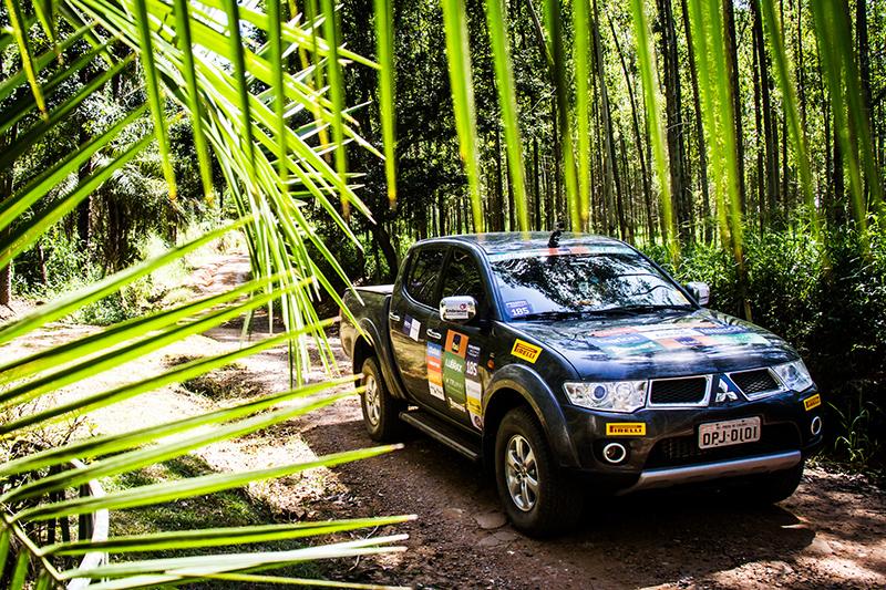 Rali é dividido em três categorias: Graduados, Turismo e Turismo Light - Foto: Adriano Carrapato / Mitsubishi
