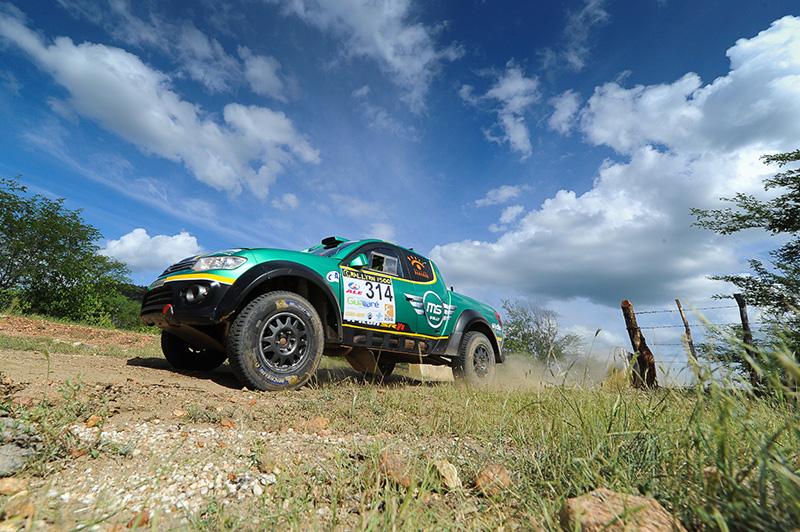 MS Rally está em quinto lugar no resultado acumulado do RN 1500  (Fábio Davini/DFOTOS)