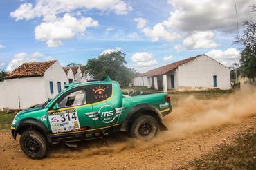 18º Rally RN 1500 terminou neste domingo, em Natal, RN, após percorrer 1 mil km  (Sanderson Pereira/Photo-S Imagens)