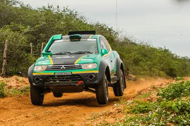 Próximo desafio da MS Rally será em maio, com o 10º Rally Cuesta Off-Road  (Sanderson Pereira/Photo-S Imagens)