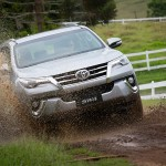 Toyota SW4 é o SUV médio mais seguro do mercado Latino-Americano