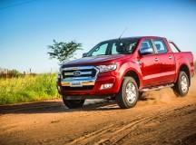 Nova Ford Ranger chega ao mercado brasileiro nas versões flex e diesel com 5 anos de garantia