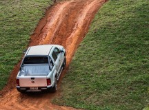 Volkswagen Amarok será o veículo oficial do Rally da Pecuária 2016