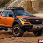 Nova Chevrolet S10 equipada para off roaders