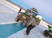 Jeep Willys e Rural: Equipe Jaraguá Off-Road faz aventura extrema na Argentina e Chile