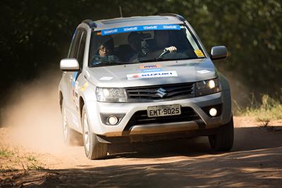 Podem participar os modelos 4x4 da Suzuki - Foto: Ricardo Leizer / Mitsubishi