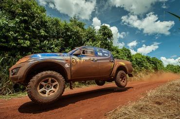 A etapa marca a décima edição do Rally Cuesta Off Road (Doni Castilho/DFotos)