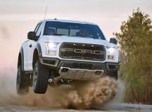 Ford mostra em vídeo no deserto de Mojave por que a F-150 RAPTOR é a melhor picape off road