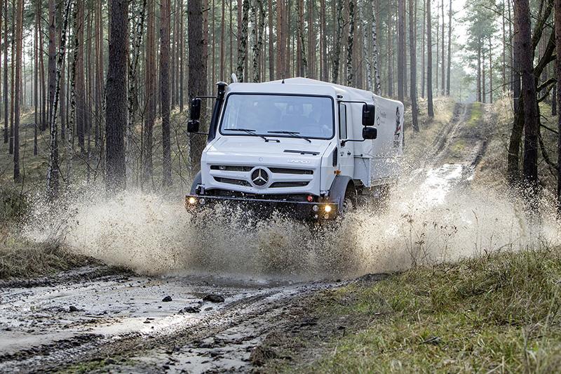 Off Road Award: Unimog ist Geländewagen des Jahres 2016