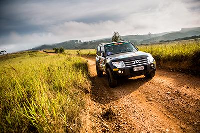 Prova passará também pelos municípios de Bady Bassit e Cedral  - Foto: Ricardo Leizer / Mitsubishi