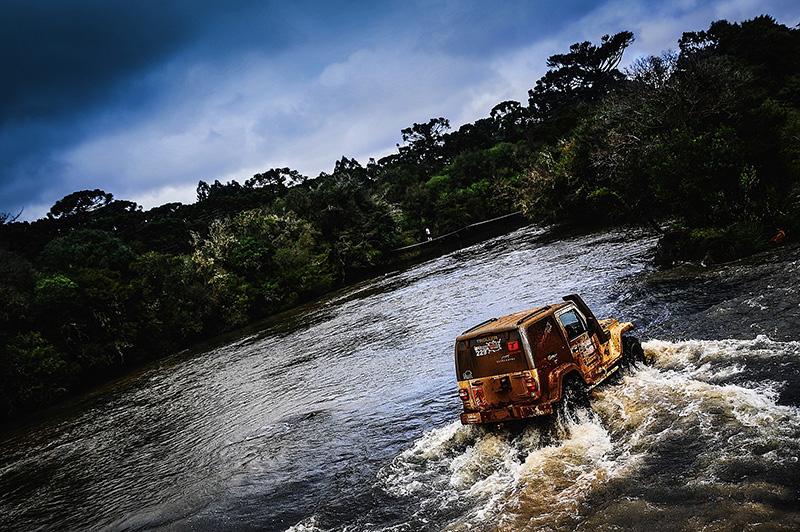 As categorias Máster, Graduados, Turismo e Jeep são destinadas a competição  (Duda Bairros /DFOTOS)