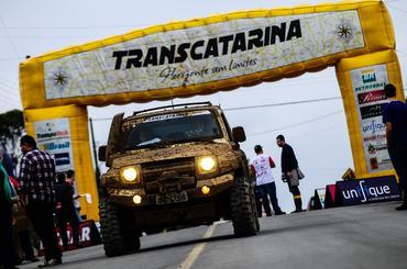 Faltam 41 dias para o início de mais uma disputa do Rally Transcatarina  (Duda Bairros /DFOTOS)