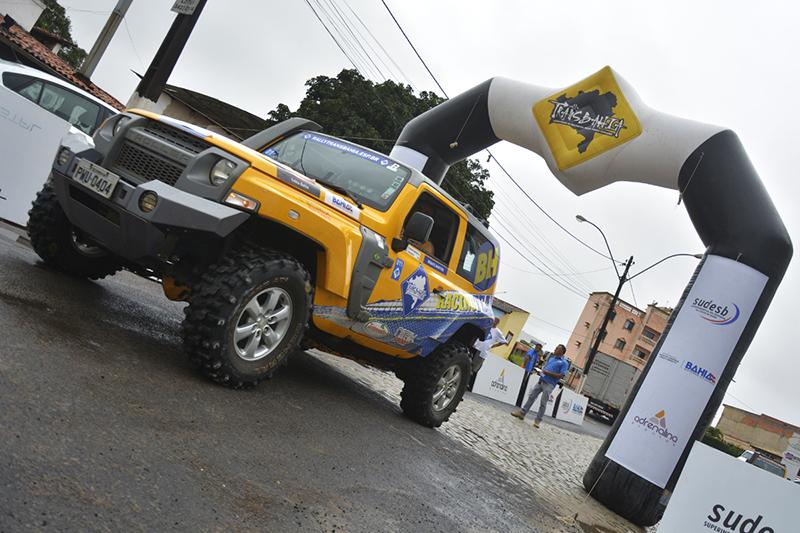 O 6º Rally Transbahia terminou no último domingo, 19, em Lauro de Freitas, BA  (Lipe Nascimento/Clube Radical)