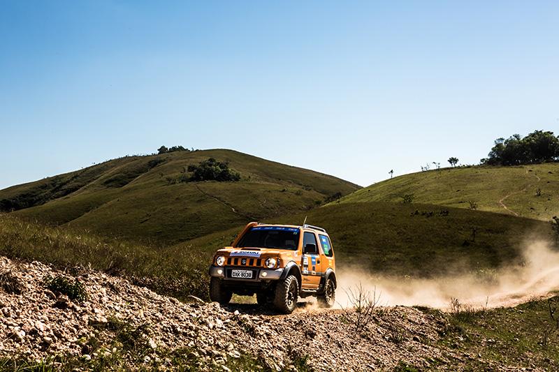Percurso será entre montanhas e belas paisagens - Foto:  Ricardo Leizer / Suzuki