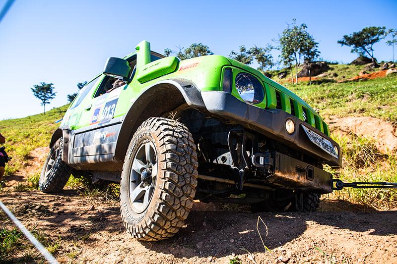 Suzuki Extreme é um desafio off-road - Foto:  Tom Papp / Suzuki
