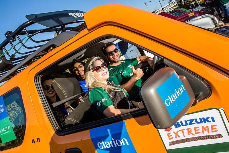 Todas as idades participam do Suzuki Day - Foto:  Tom Papp / Suzuki