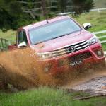 Toyota realiza Hilux Expedition 2016 em Campos do Jordão