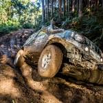 Diversão no off-road e em meio a belas paisagens marcam os ralis da Suzuki em Curitiba (PR)