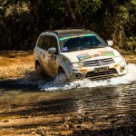 Com trilhas por matas, lagoas e areia, rali Mitsubishi Motorsports chega a Natal (RN) no dia 6/8