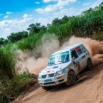 Inédito: carros de rali da Mitsubishi Cup farão disputas na pista do Velo Città