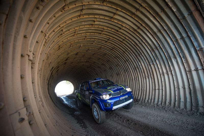 A Top Rally Team enfrentou toda diversidade de terrenos na região de Lages (SC) (Gustavo Epifanio/DFotos)