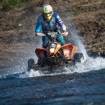 Rally Rota SC: Jérémy Dubois é campeão e amplia liderança no Brasileiro de Quadriciclo