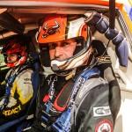 Michel Terpins e Beco Andreotti são Campeões do Rally Rota SC, em Lages