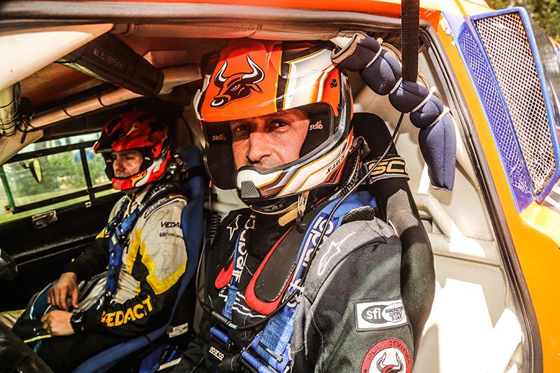 Terpins e Andreotti saem de Lages com dever cumprido - Foto: Sanderson Pereira/ PhotoEsporte