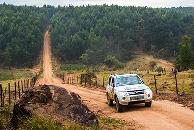 Foram mais de 150 km em meio a belas paisagens - Foto: Cadu Rolim/Fotovelocidade