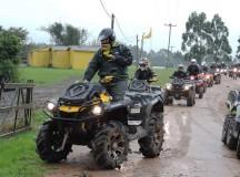 Quadriciclos e UTVs garantem diversão nas trilhas de MG e RS
