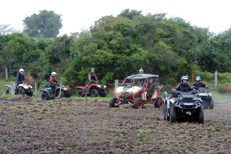 2ª Trilha Marr Sul Powersports, concessionária BRP no Rio Grande do Sul. Crédito: Divulgação/Marr Sul Powersports