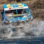 Gabriel Varela é o novo líder dos UTVs no Brasileiro de Rally Baja