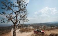 Pajero Full #402 durante o primeiro dia no Rally dos Sertões 2016 (Marcelo Maragni/Fotop)
