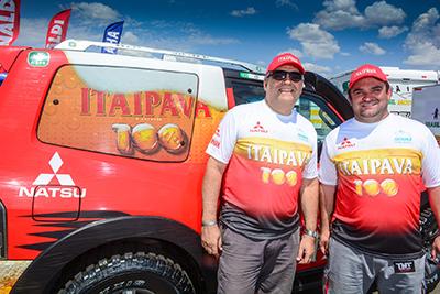 Ricardo Barra e Vanderlei Hirt (Doni Castilho/DFotos)