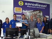 1ª Nomeação REDE DIAMANTE Sorodiesel MWM INTERNATIONAL