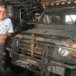 Especialista em JPX dedica a vida ao jipe que tomou seu coração