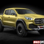 Mercedes-Benz Concept X-CLASS – Primeiras impressões sobre a nova picape da estrela