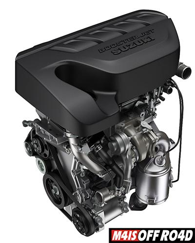 Novo motor 1.4L turbo