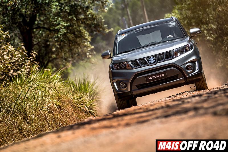 Veículo é equipado com tração All Grip - Foto: Murilo Mattos / Suzuki