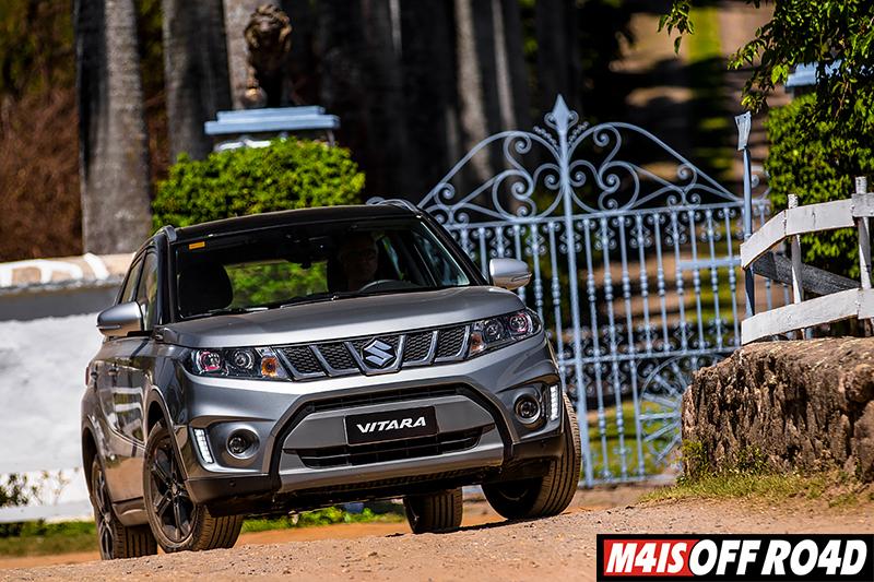 São dois modelos, seis versões e dois tipos de motorização - Foto:  Murilo Mattos / Suzuki