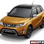 Com design moderno e muita tecnologia, nova geração do Vitara chega com motores 1.4L turbo e 1.6L