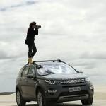 Primeiro Discovery Sport feito no Brasil descobre as belas paisagens do extremo sul do país