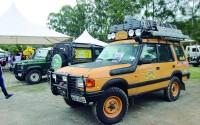 Encontro Nacional e Sul Americano de Land Rover promete muita atrações