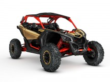 Can-Am Maverick X3 liberta a fera off-road que existe em nós