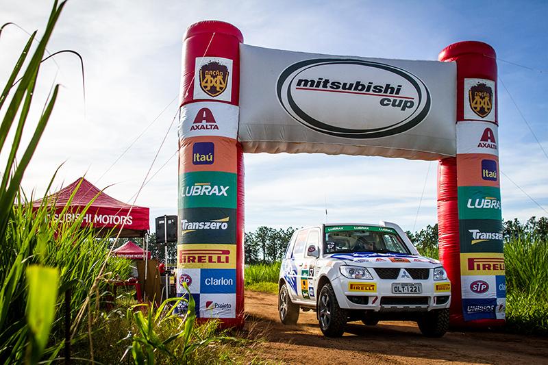 Mitsubishi Cup: 2017 terá sete etapas com novidades - Foto:  Cadu Rolim/Mitsubishi