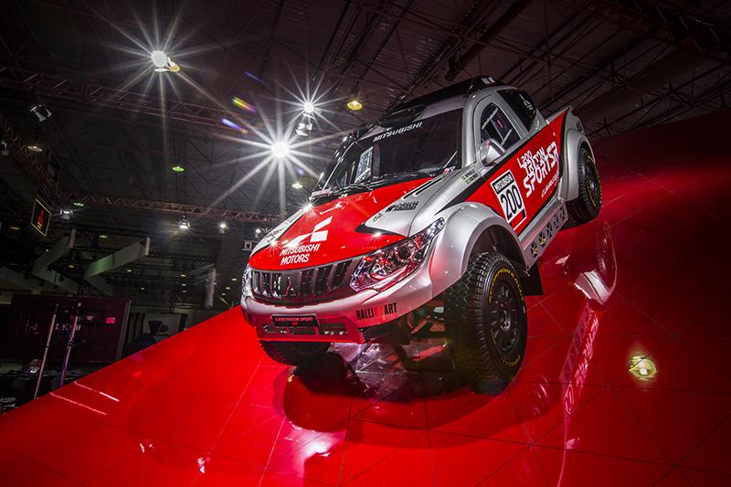Mitsubishi Cup terá a nova categoria L200 Triton Sport RS  - Foto:  Murilo Mattos/Mitsubishi