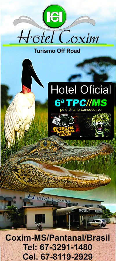 Hotel Oficial do evento em 2017 - Faça já sua reserva!!!