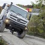 Unimog U 4023 é a mais nova atração do museu  de veículos off-road na Alemanha