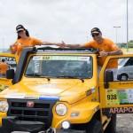 Araponga Rally leva a experiência de seus competidores ao Rally Piocerá